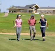 «Земляничные Поляны»: коттеджи для отдыха в гольф-клубе