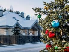 Загородные дома в 2018 году покупали на 2,3 млн руб. дороже