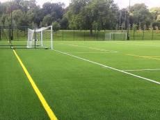 В «Петровском барокко» в июле построят поля для футбола и баскетбола