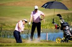 В «Земляничных полянах» прошел гольф-турнир FAMILY TROPHY